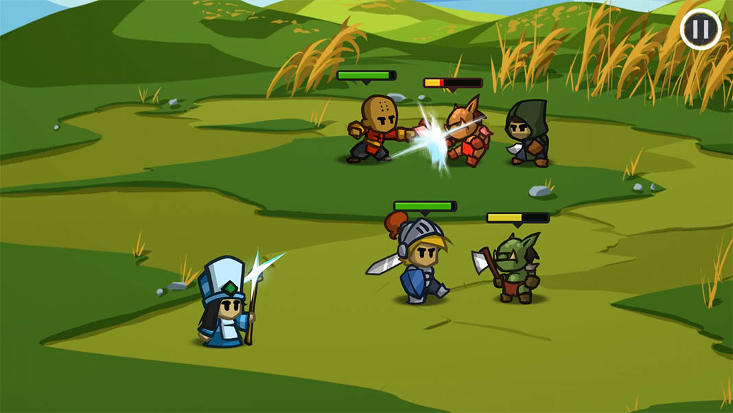 battleheart 25 juegos sin publicidad ni compras in-app para Android