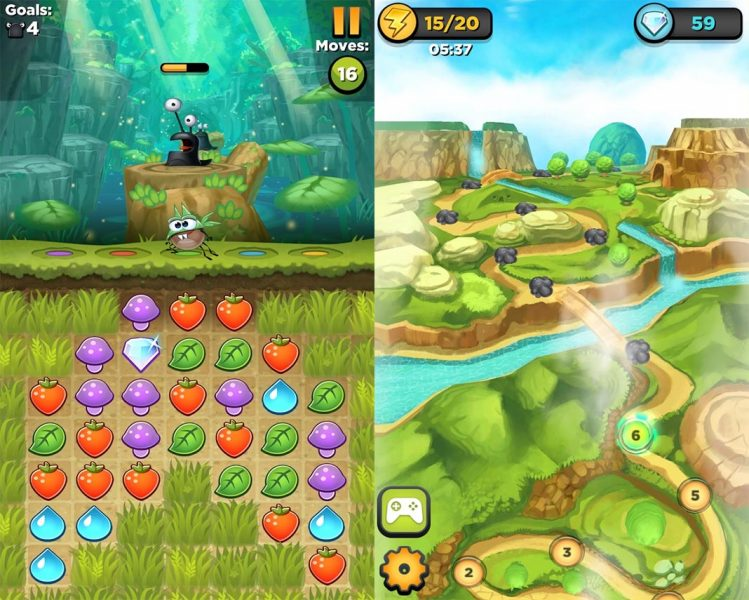 best fiends offline juegos 30 free games for Android released in 2019 that don't require an Internet connection
