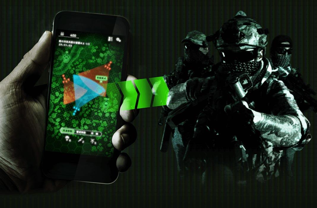black command featured Capcom lanza Black Command, estrategia militar para Android