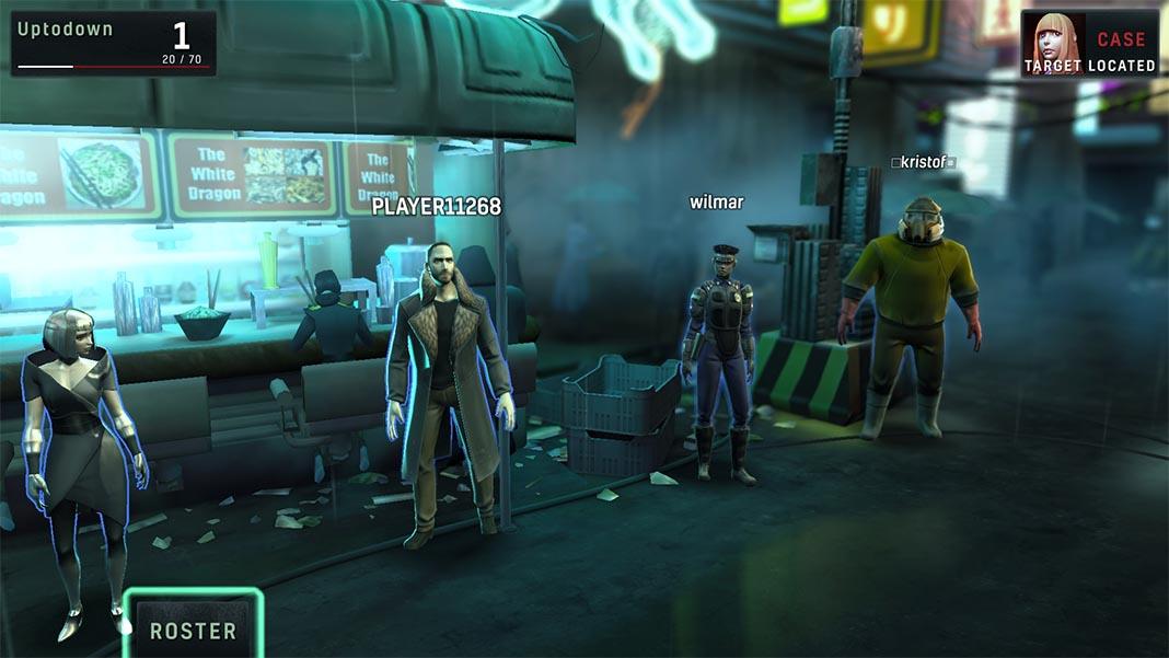 Blade Runner 2049 para Android Hub