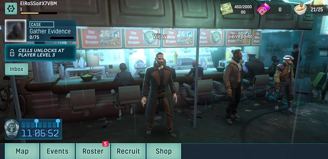 Blade Runner Nexus Un Lavado De Cara Para Su Juego Oficial Aun En Beta