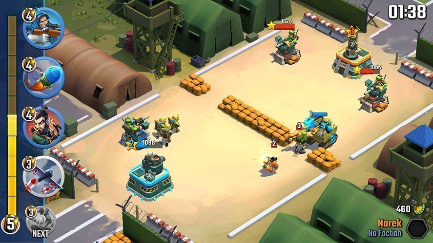 blitz brigade rival tactics screenshot 1 eng Blitz Brigade: Rival Tactics is the Clash Royale from Gameloft