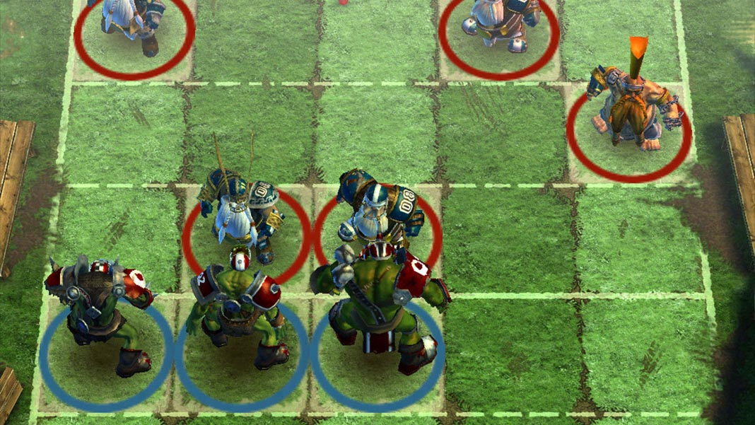 blood bowl kerruch All the free Android games set in the Warhammer universe