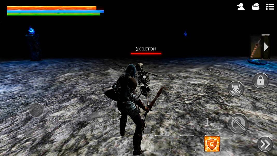 Blood Souls Arena