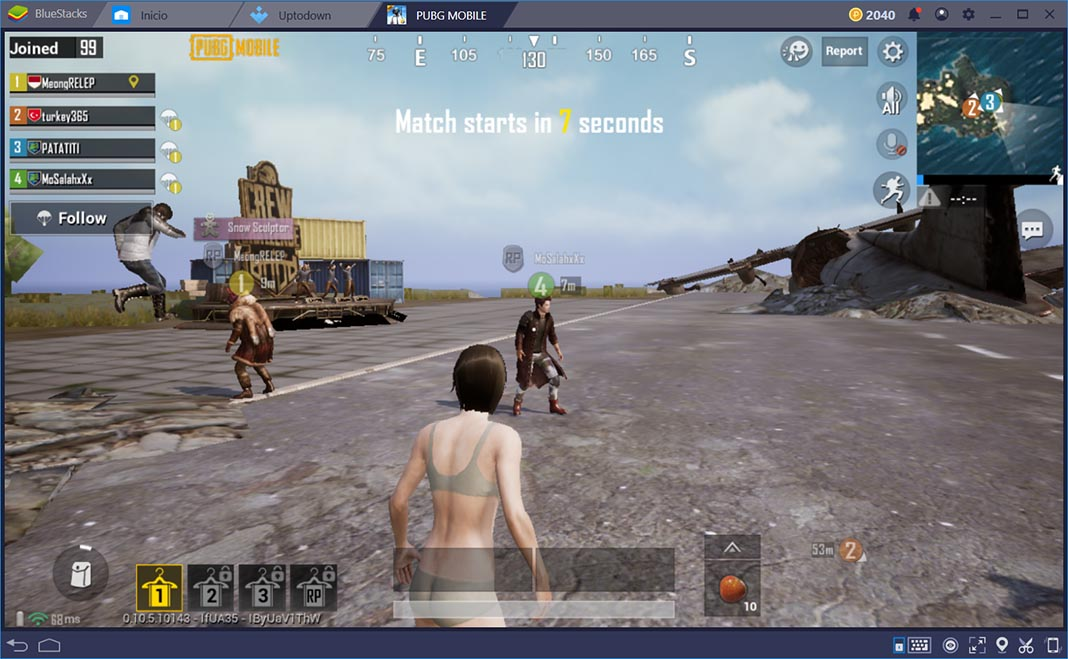 bluetacks pubg feat Bluestacks 4.40 significantly improves performance and adds a media manager