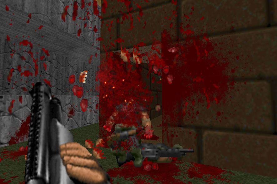 brutal doom 1 Diez ports de videojuegos clásicos para PC en Android