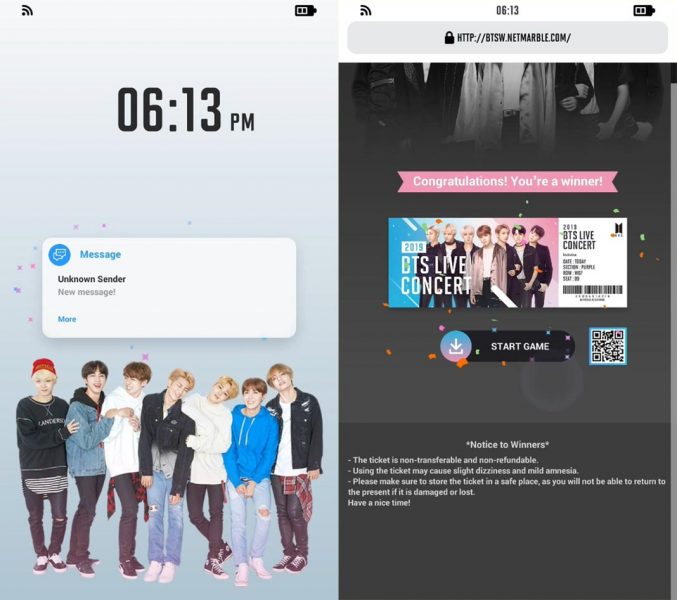 bts world screenshots 1 BTS World, the official game of this South Korean band is available now