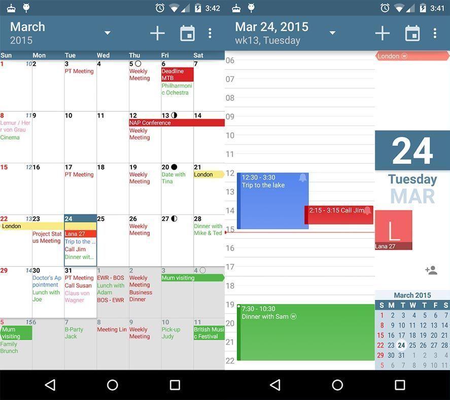 calendar-acalendar