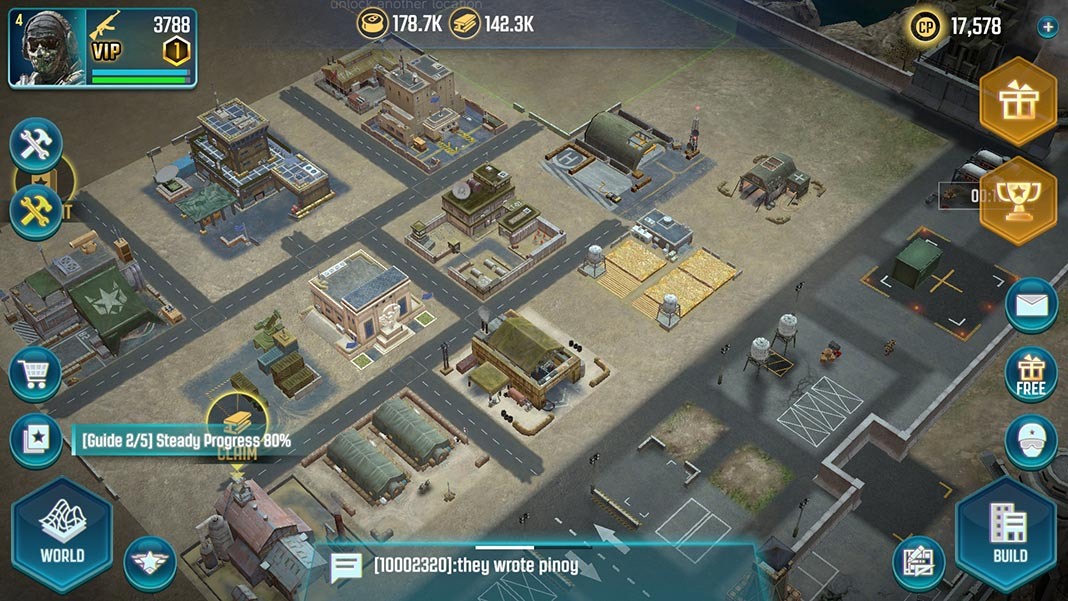call of duty global ops 1 Ya disponible Call of Duty: Global Operations para Android