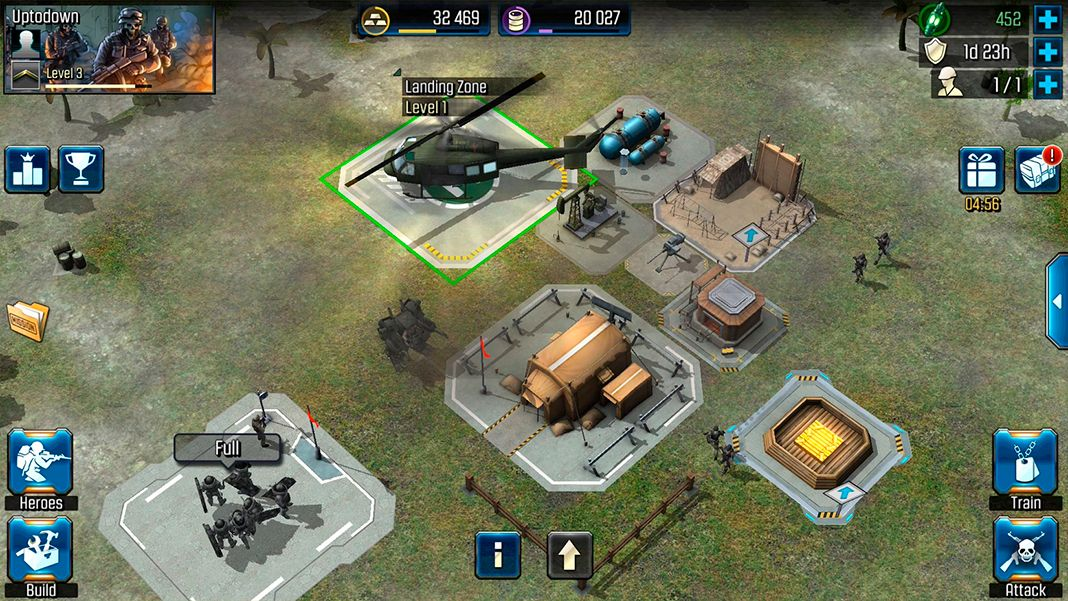 call of duty heroes screenshot The best alternatives to Clash of Clans available in 2018