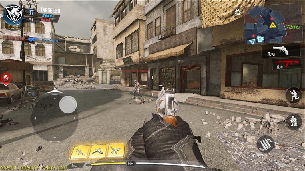 call of duty legends of war 1 Ya disponible Call of Duty: Legends of War para Android