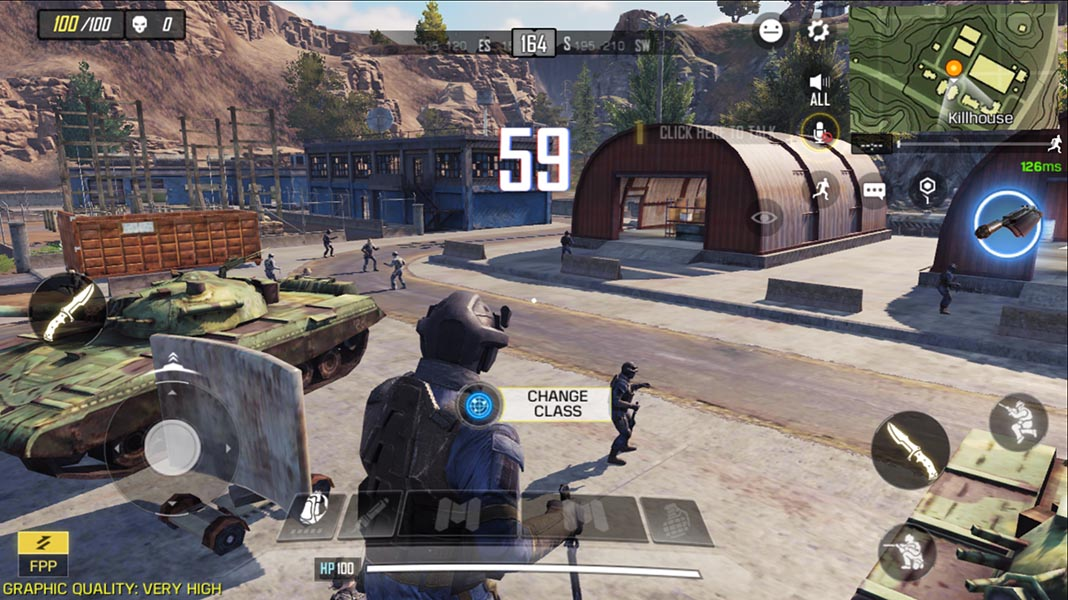 Call of Duty Mobile Battle Royale Briefing
