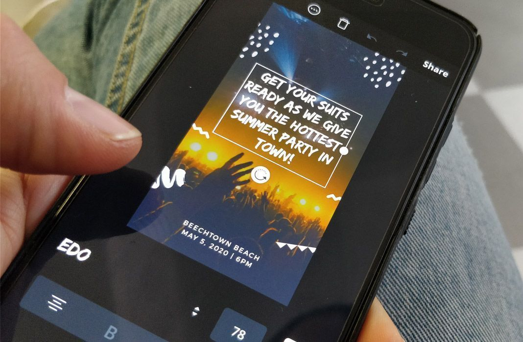 Canva para Android