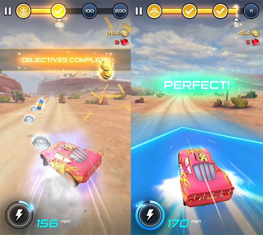 cars lightning league screnshot The top 10 Android games of the month [June 2017]