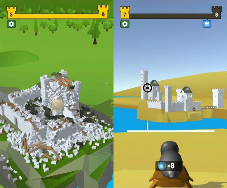 Castle Wreck Jogos offline