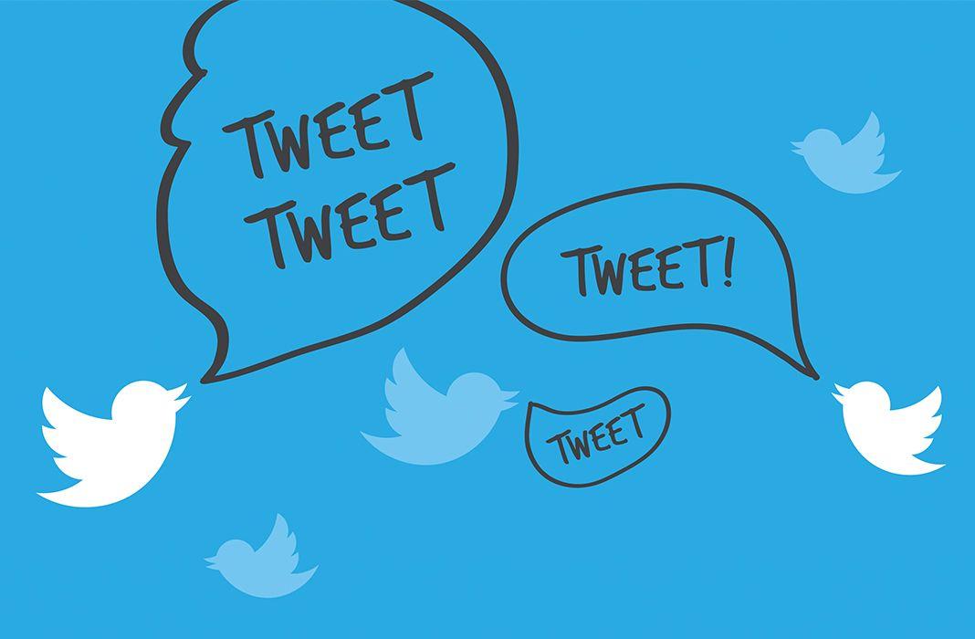 Twitter Chirr App