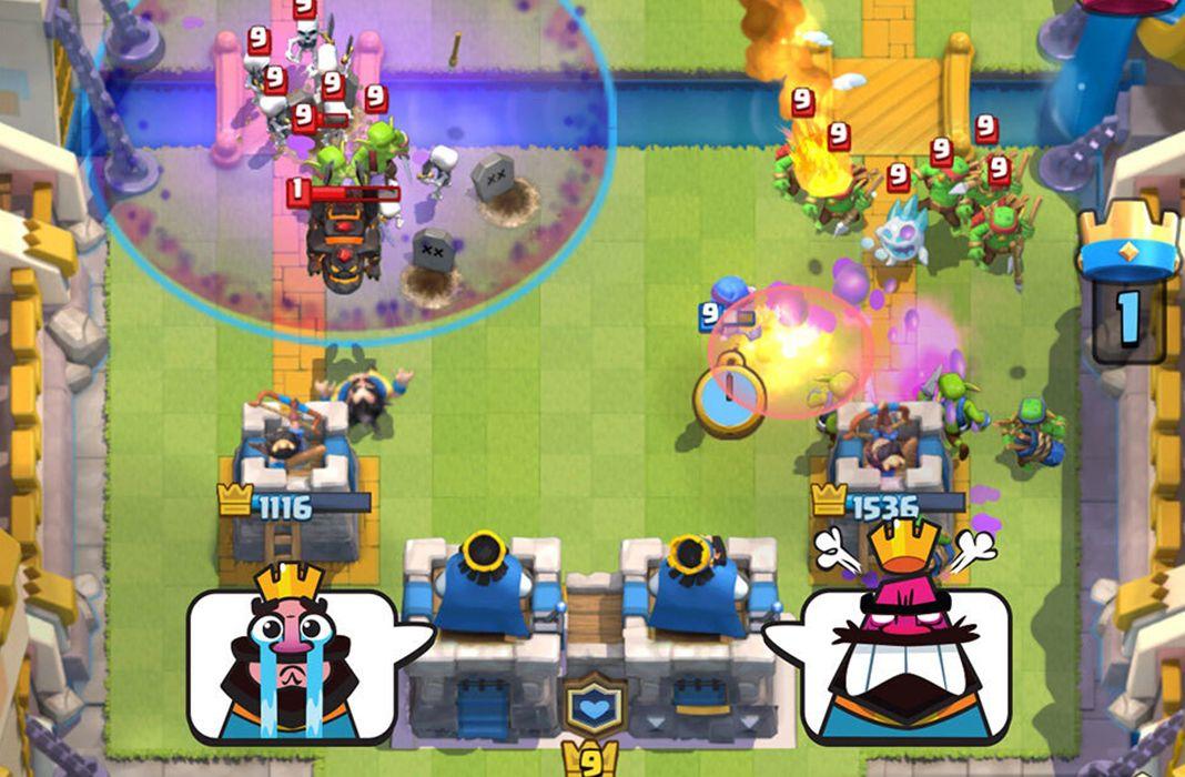 Clash Royale Actualización