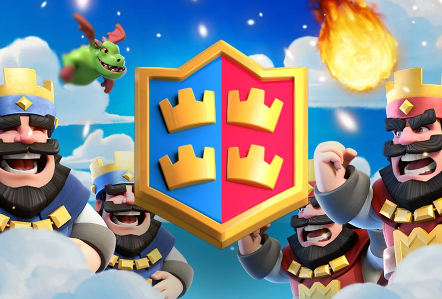 Clash Royale Batallas de Clanes