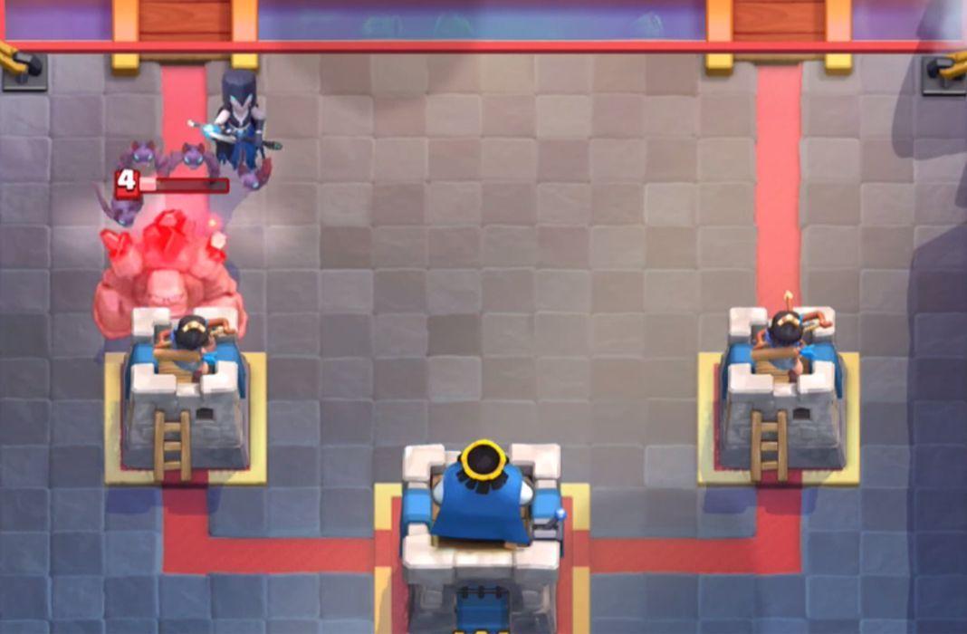 clash royale bruja nocturna screenshot Clash Royale finiquita a la Bruja Nocturna en su nuevo ajuste de equilibrio