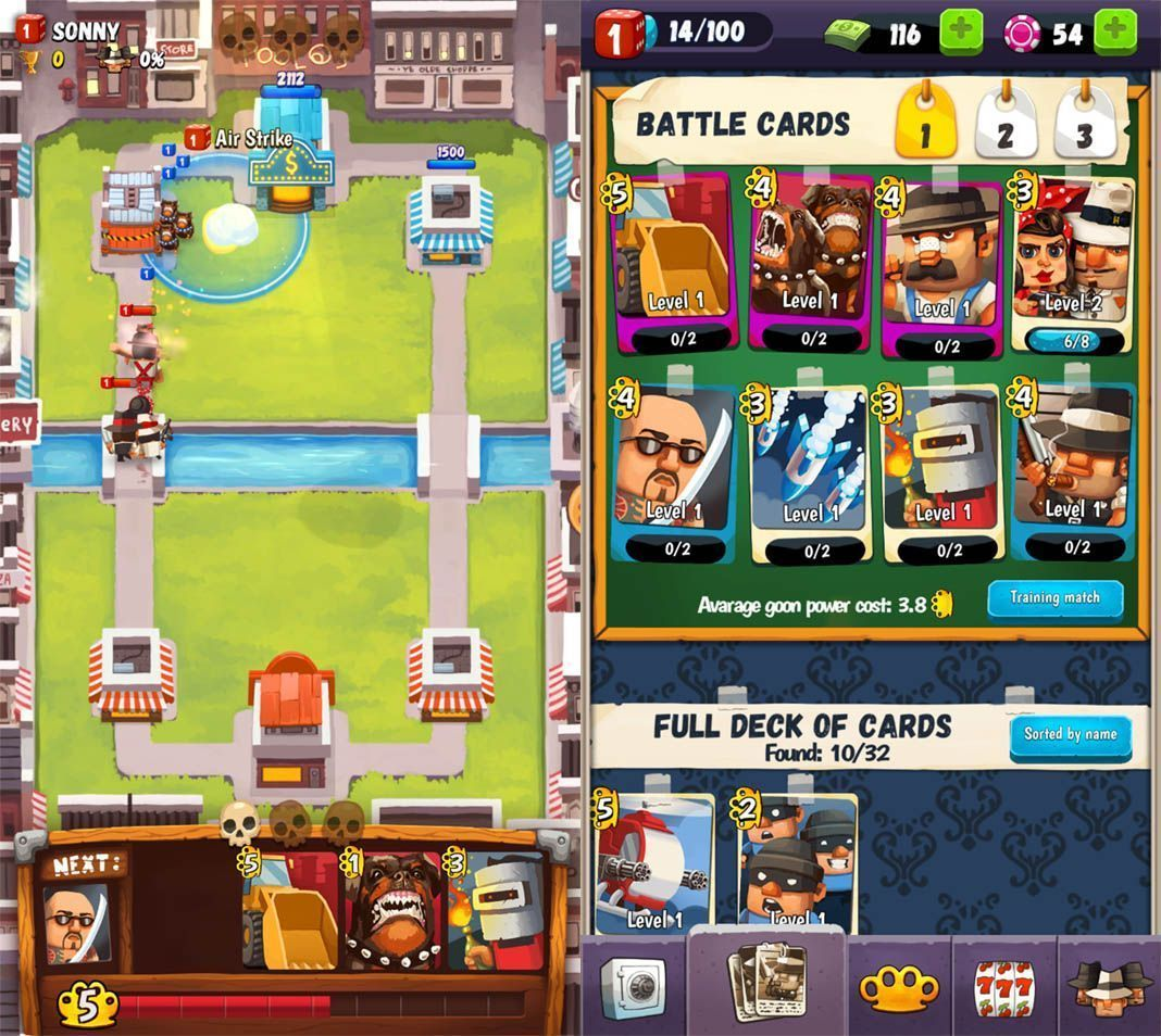 clash royale clones goon squad The Best Alternatives for Clash Royale on Android