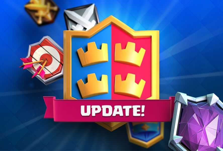 clash royale ligas featured Clash Royale rolls out loads of novelties that shake up the game