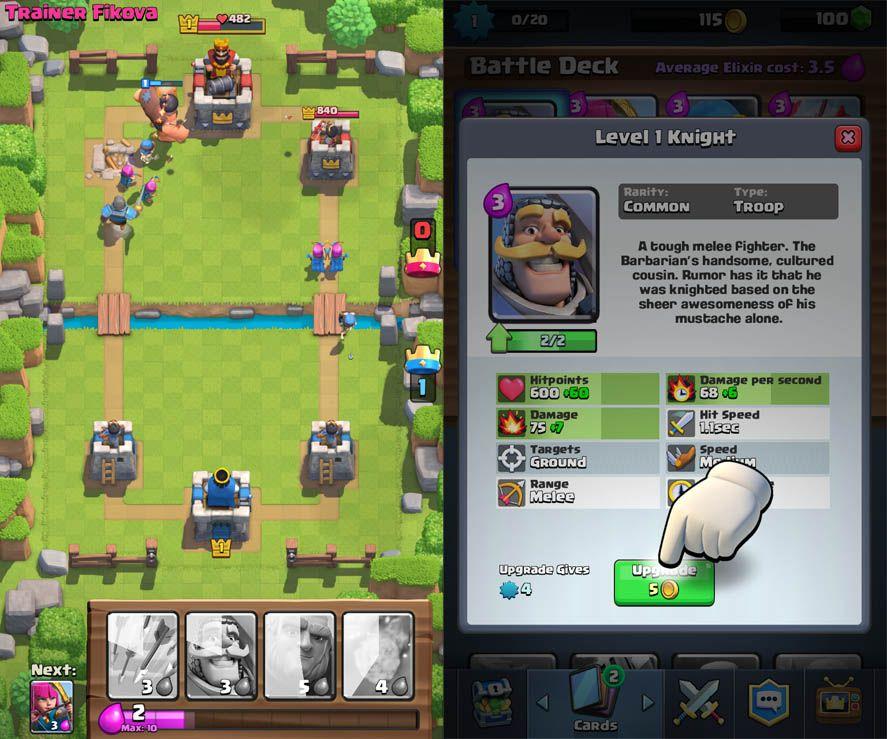 Ya Disponible Clash Royale El Nuego Juego De Supercell