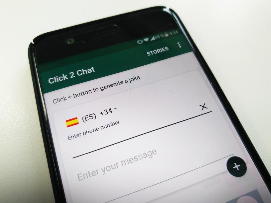 click2chat feat How to chat with unknown numbers on WhatsApp