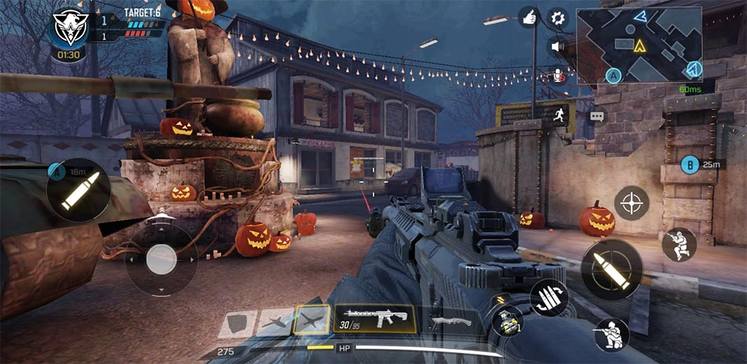 Call of Duty Mobile Standoff Halloween