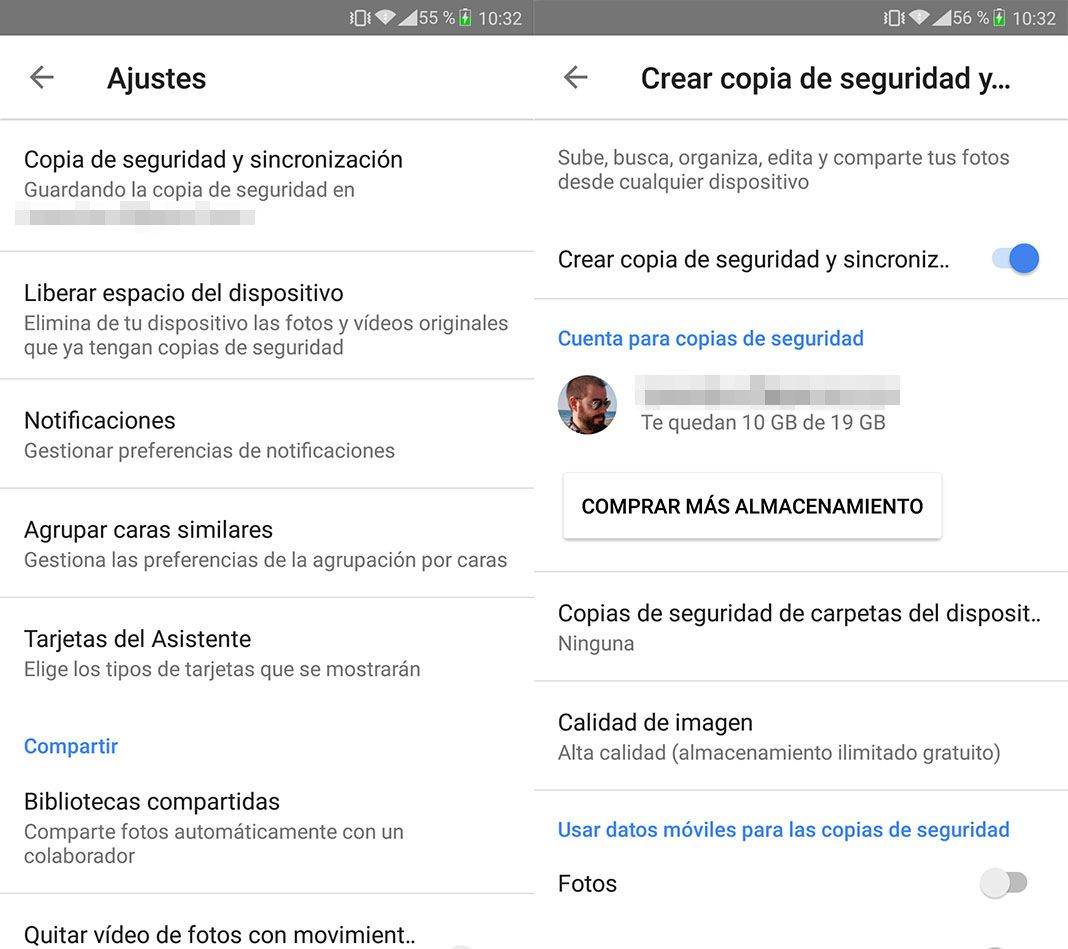 copia seguridad android 3 1 Cómo hacer copia de seguridad de nuestros datos en Android