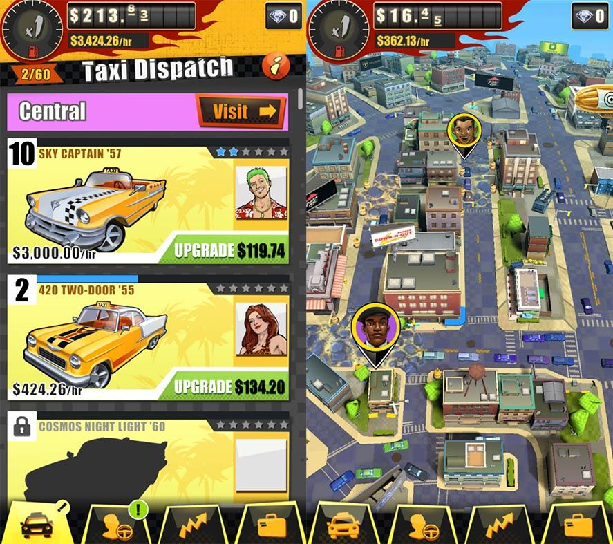 crazy taxi classic old version apk download