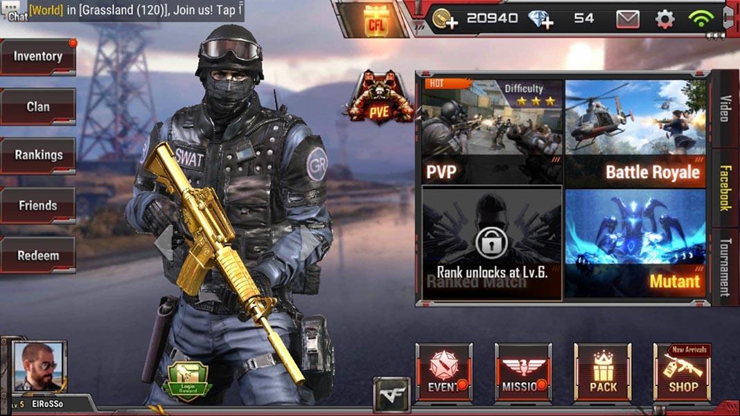 crossfire legends screenshot 3 Crossfire: Legends, todo sobre el FPS más jugado en Asia