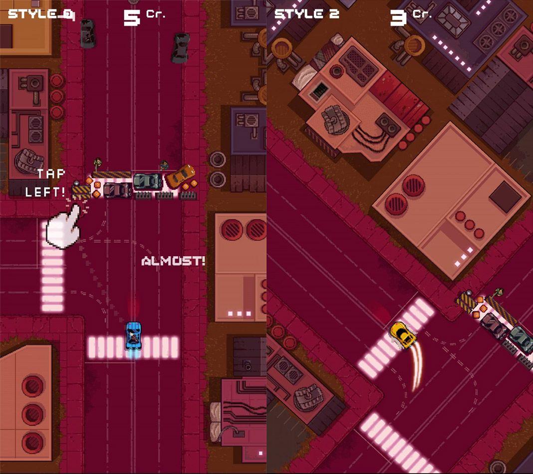 cyberpunk android chrome death Los mejores juegos gratuitos con estética cyberpunk para Android
