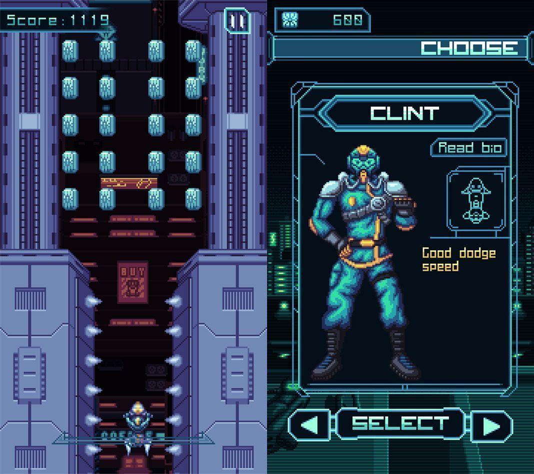 cyberpunk android neon drifters Los mejores juegos gratuitos con estética cyberpunk para Android