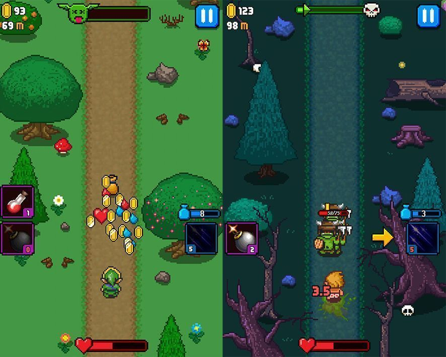 Five Legend of Zelda-style adventures for Android