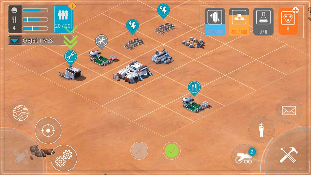 dawn of mars screenshot The best alternatives to Clash of Clans available in 2018