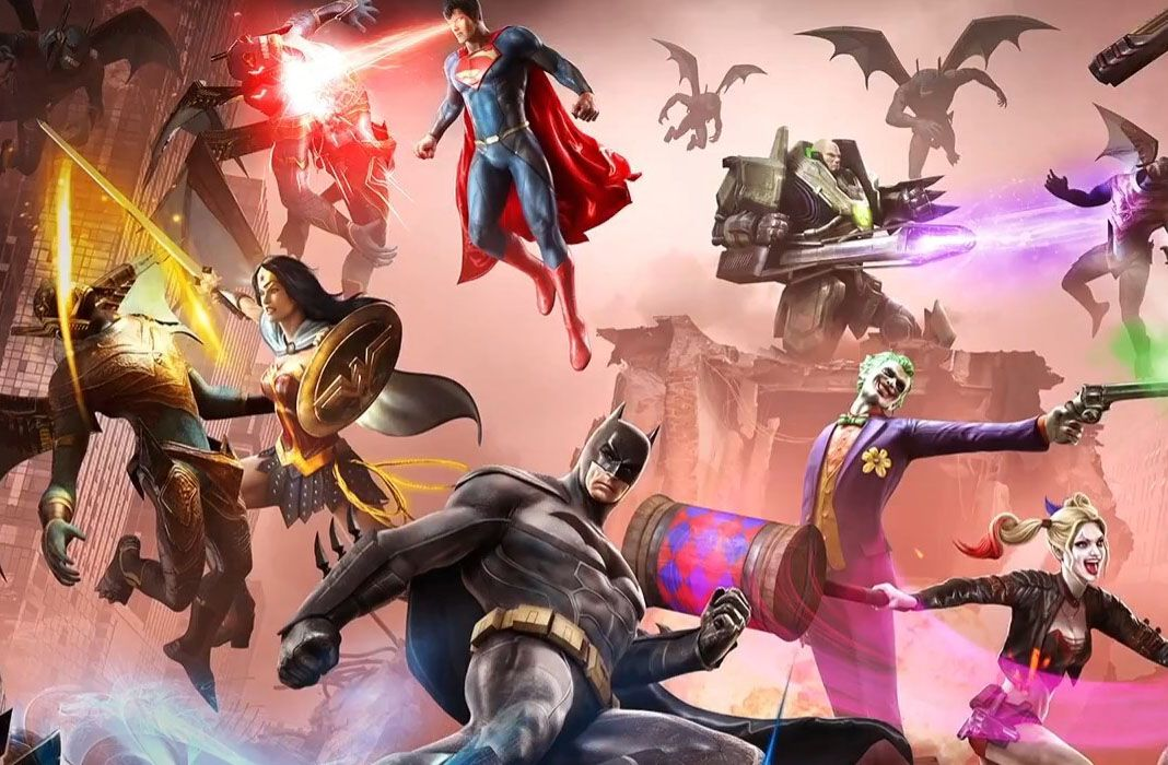 dc unchained feat 1q Ya puedes jugar al nuevo DC Unchained para Android (Actualizado)