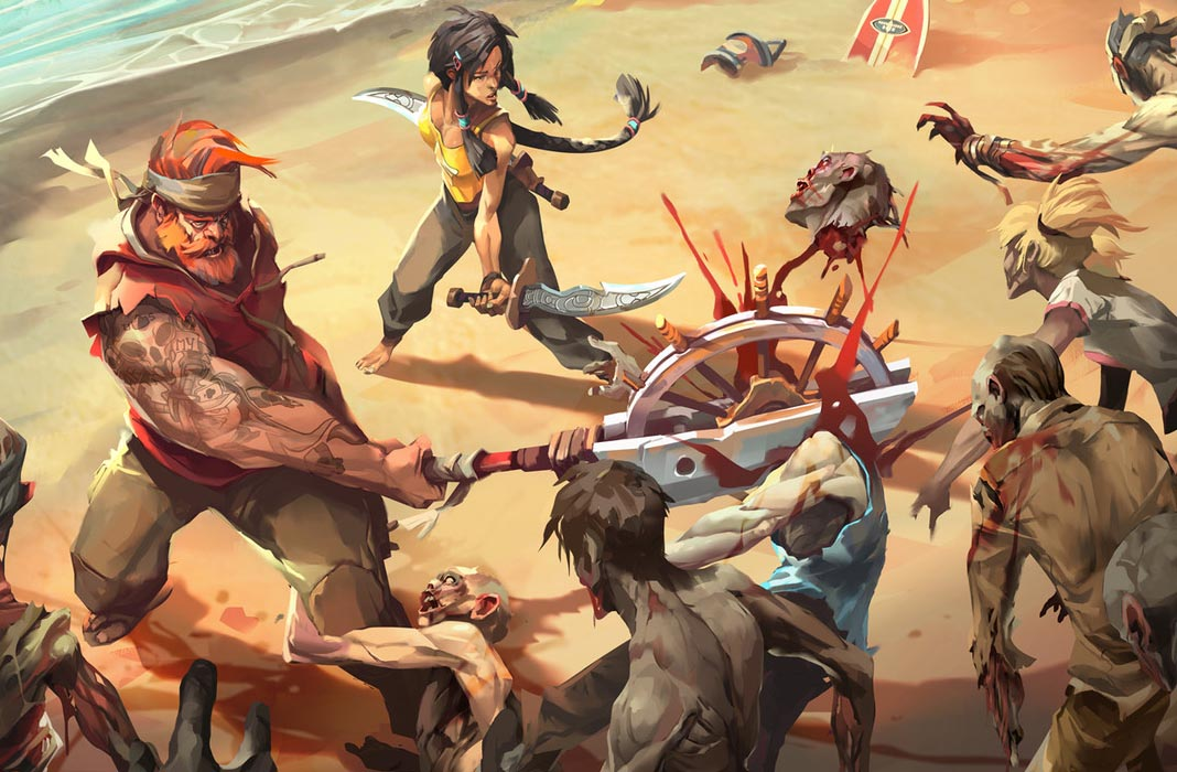 dead island survivors feat Dead Island: Survivors is finally available on Android