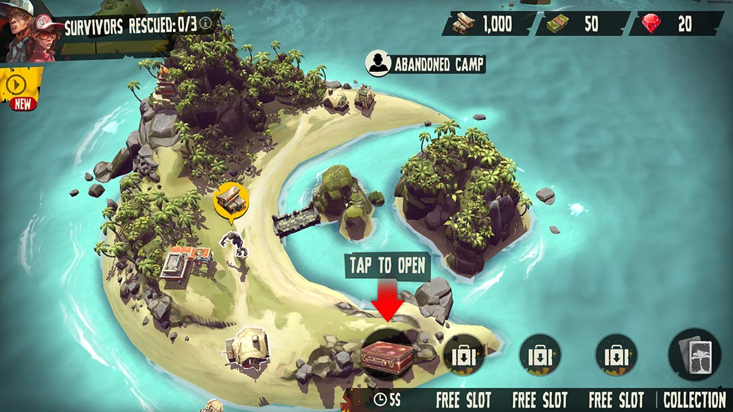 dead island survivors screenshot 3 Dead Island: Survivors is finally available on Android