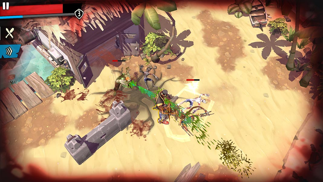 dead island survivors screeshot 1 Dead Island: Survivors is finally available on Android