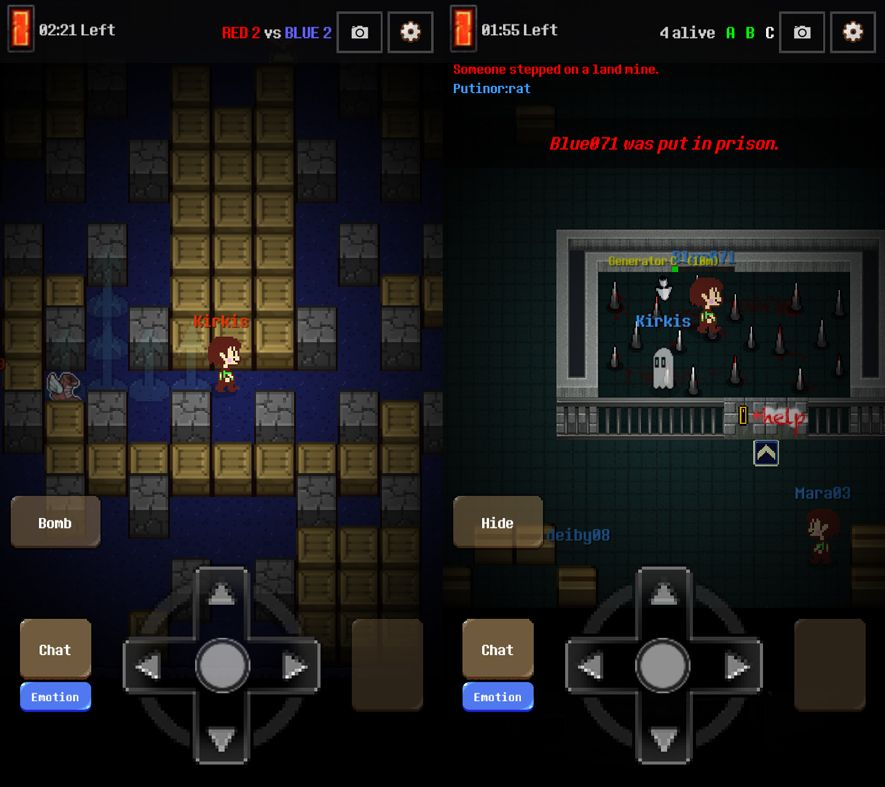 deadtale screenshot 2 Deadtale es un divertido juego online basado en Undertale