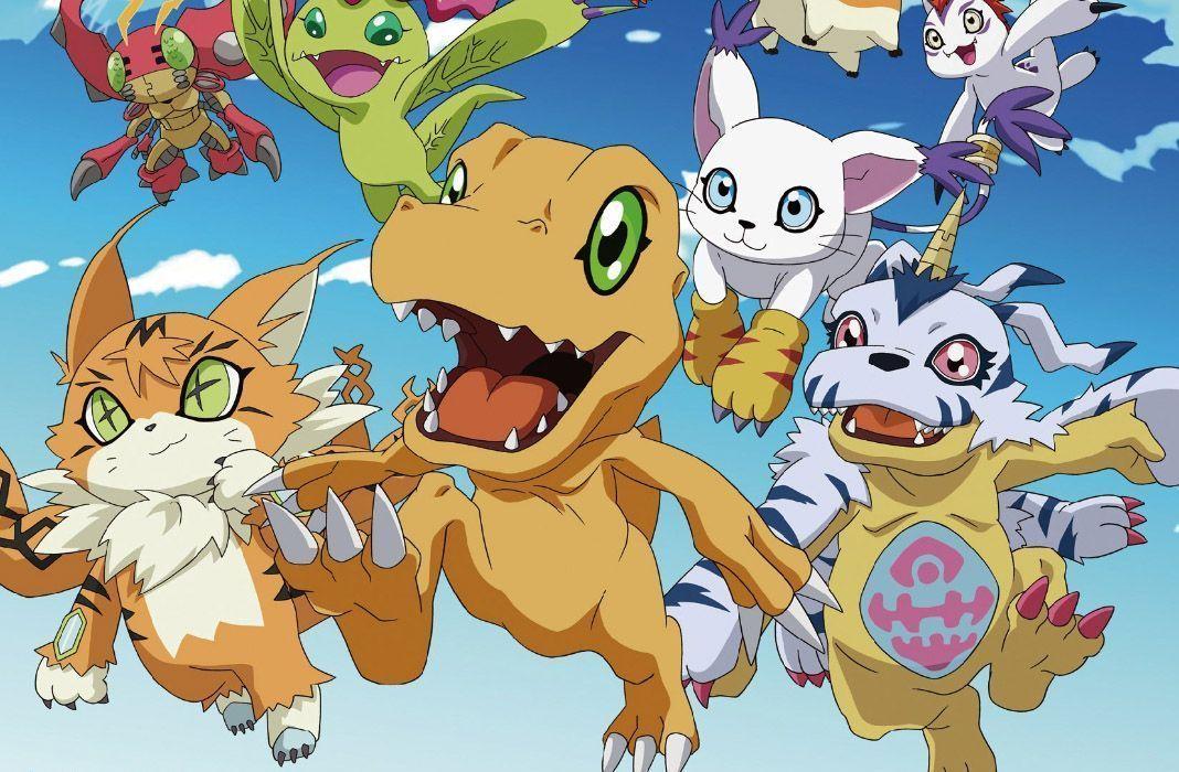 digimon featured Descarga el nuevo Digimon Links para Android