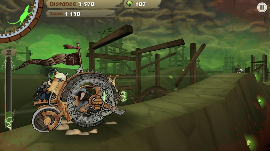 doomwheel screenshot All the free Android games set in the Warhammer universe
