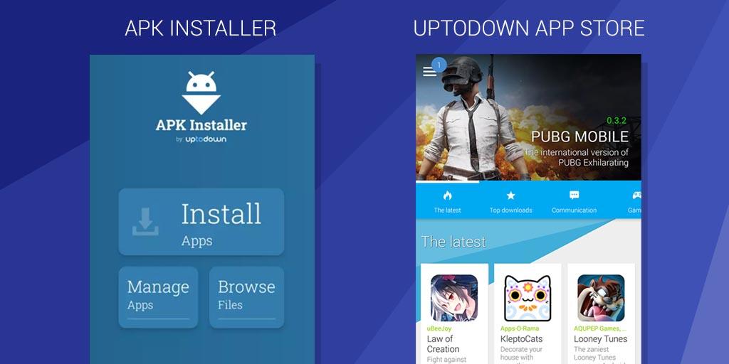 Uptodown apps