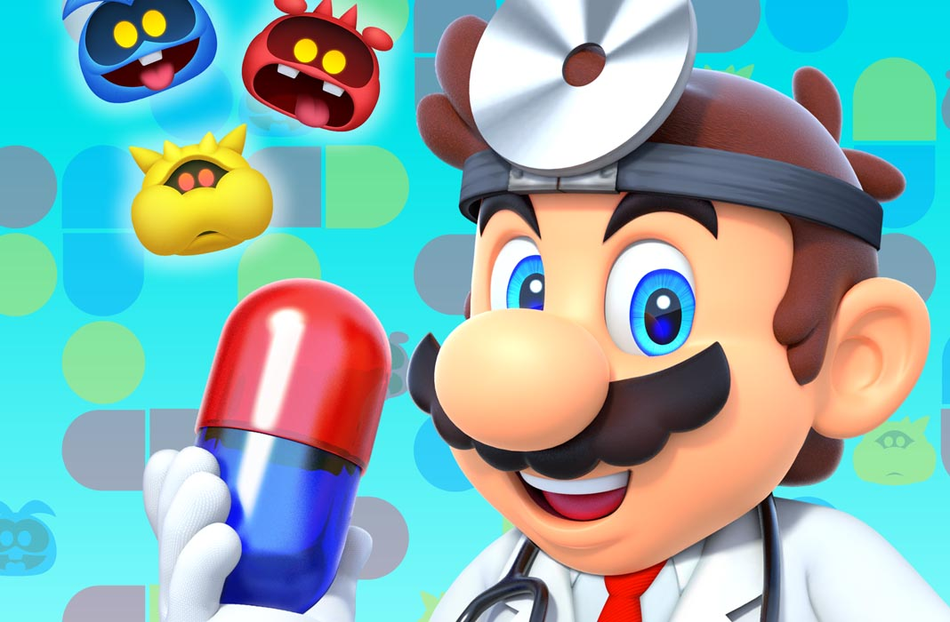 Dr Mario World portada