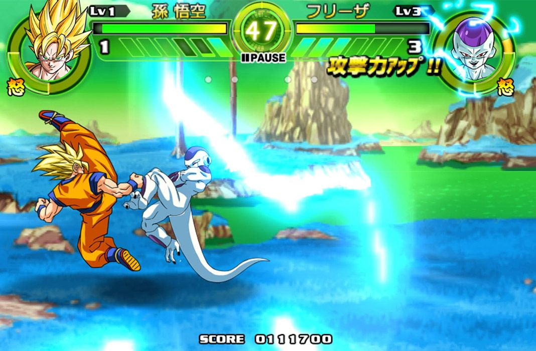 dragon ball z android game free download