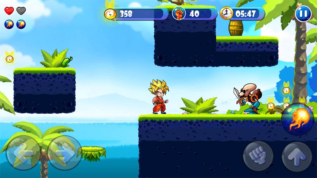 dragon ball dragon warrior Our list of Dragon Ball games for Android