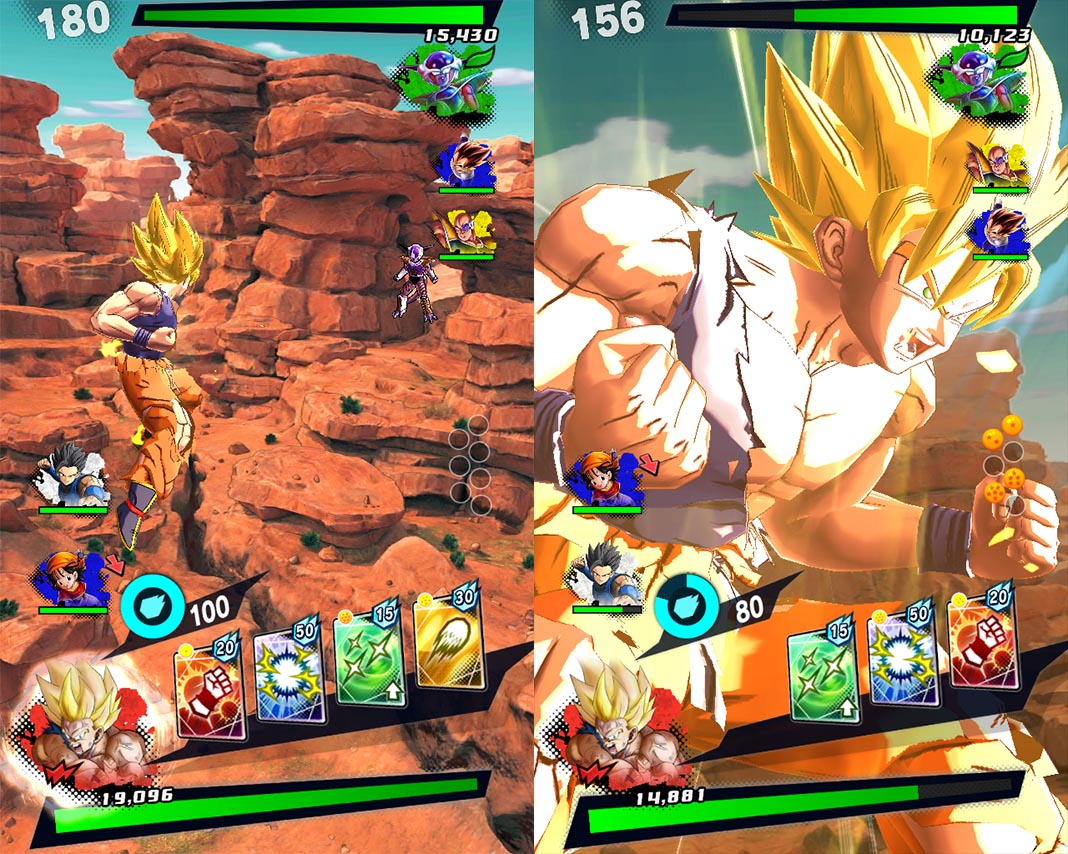 dragon ball legends 2 Dragon Ball Legends will be the first to use new Google technology