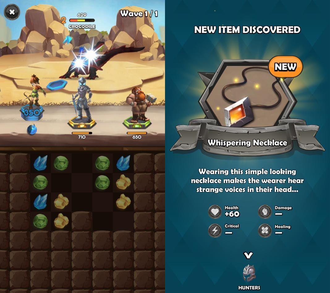 dragons diamonds screenshot 1 El estudio Kiloo lanza Dragons & Diamonds para Android
