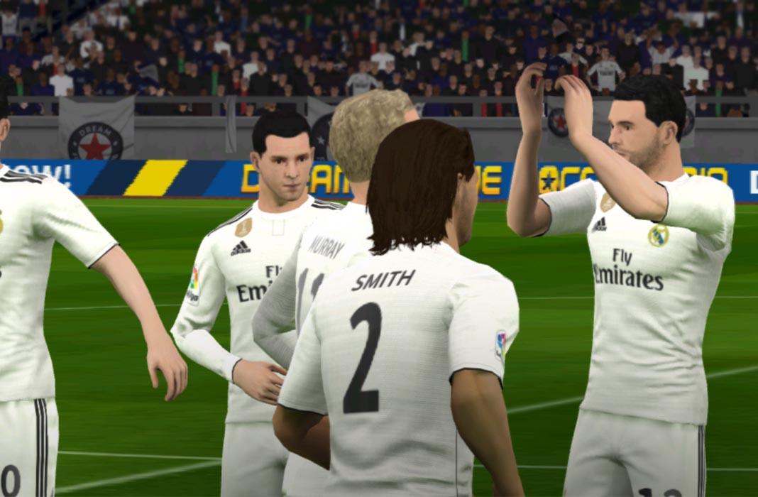 dream league 2019 equipa Cómo añadir escudos y equipaciones oficiales a Dream League Soccer
