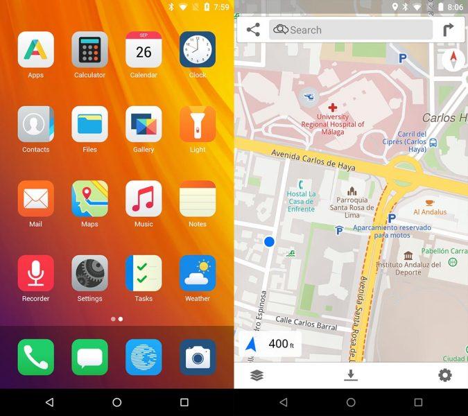 e android screenshot 2 Cómo instalar /e/ en Android y no depender de los servicios de Google